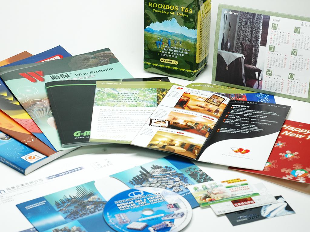 各式商品包裝等 -平面設計作品